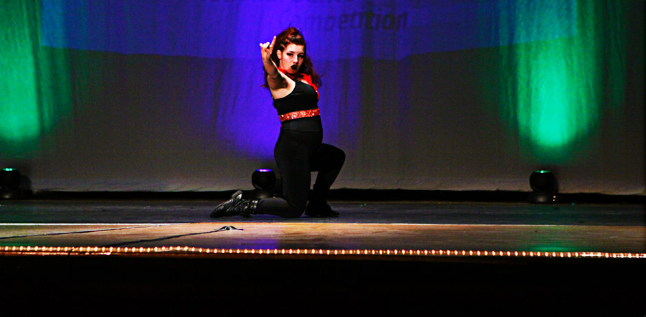 Dance Xplosion 2013 Ally McAvoy