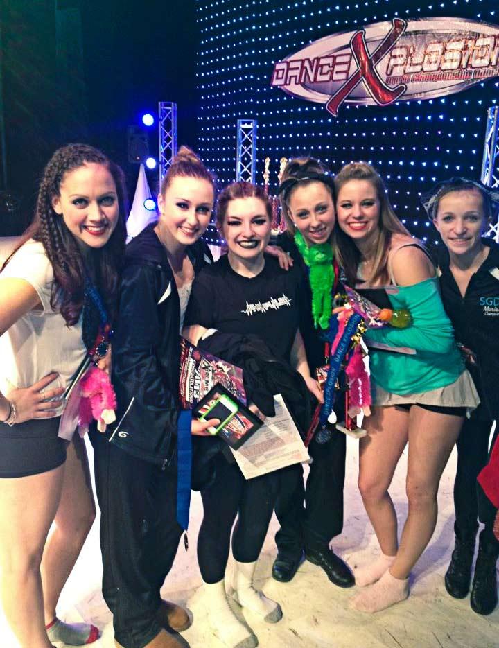 Dance Xplosion 2013 Sally Gould Dance Center