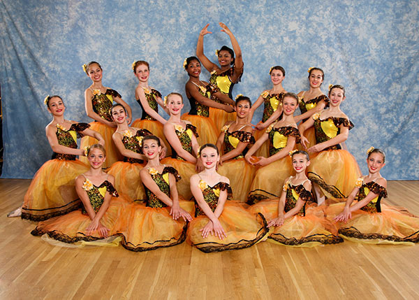 Sally Gould Dance Center Celebrates 40 Years of Dance