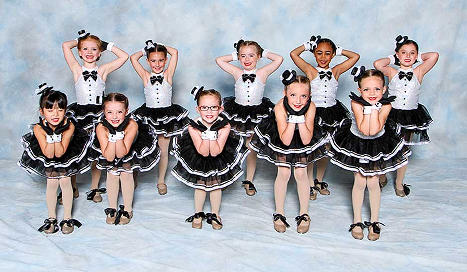 Tap class ages 5-6